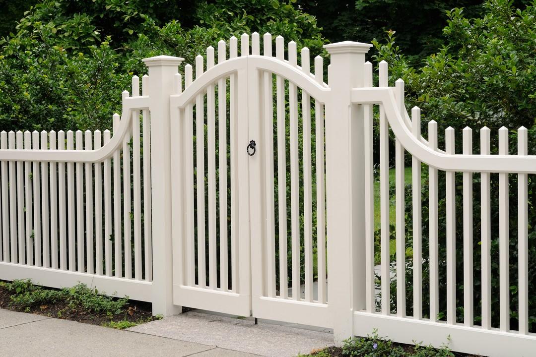 clôture portail