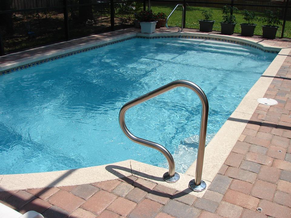 zoom piscine