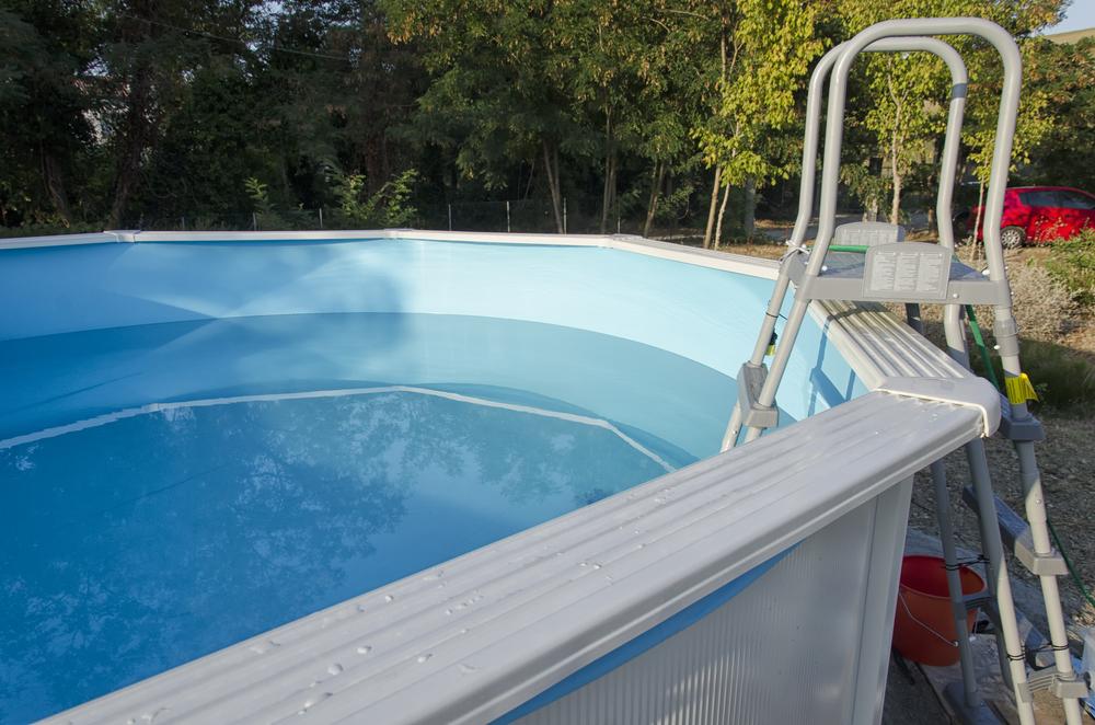 La piscine de forme tubulaire