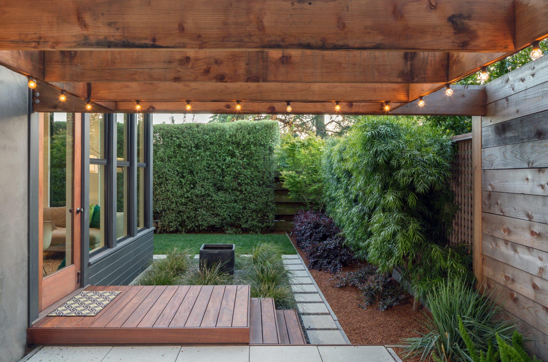 paysagiste terrasse en bois