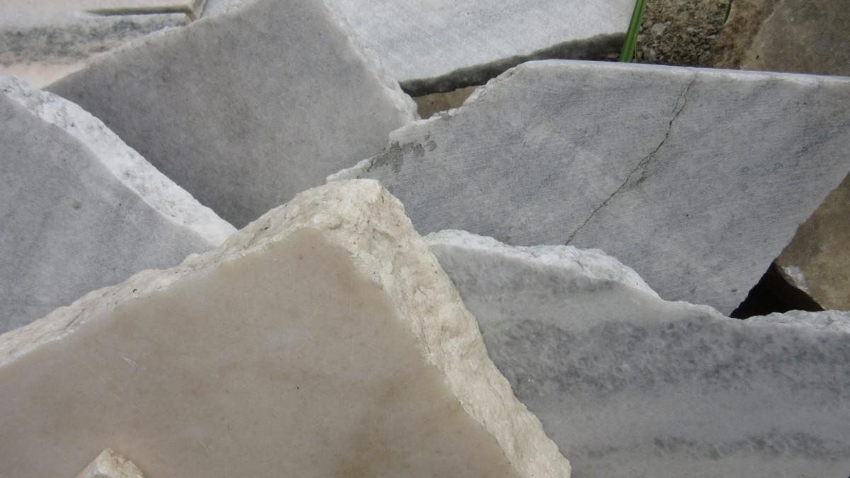 dalles marbre
