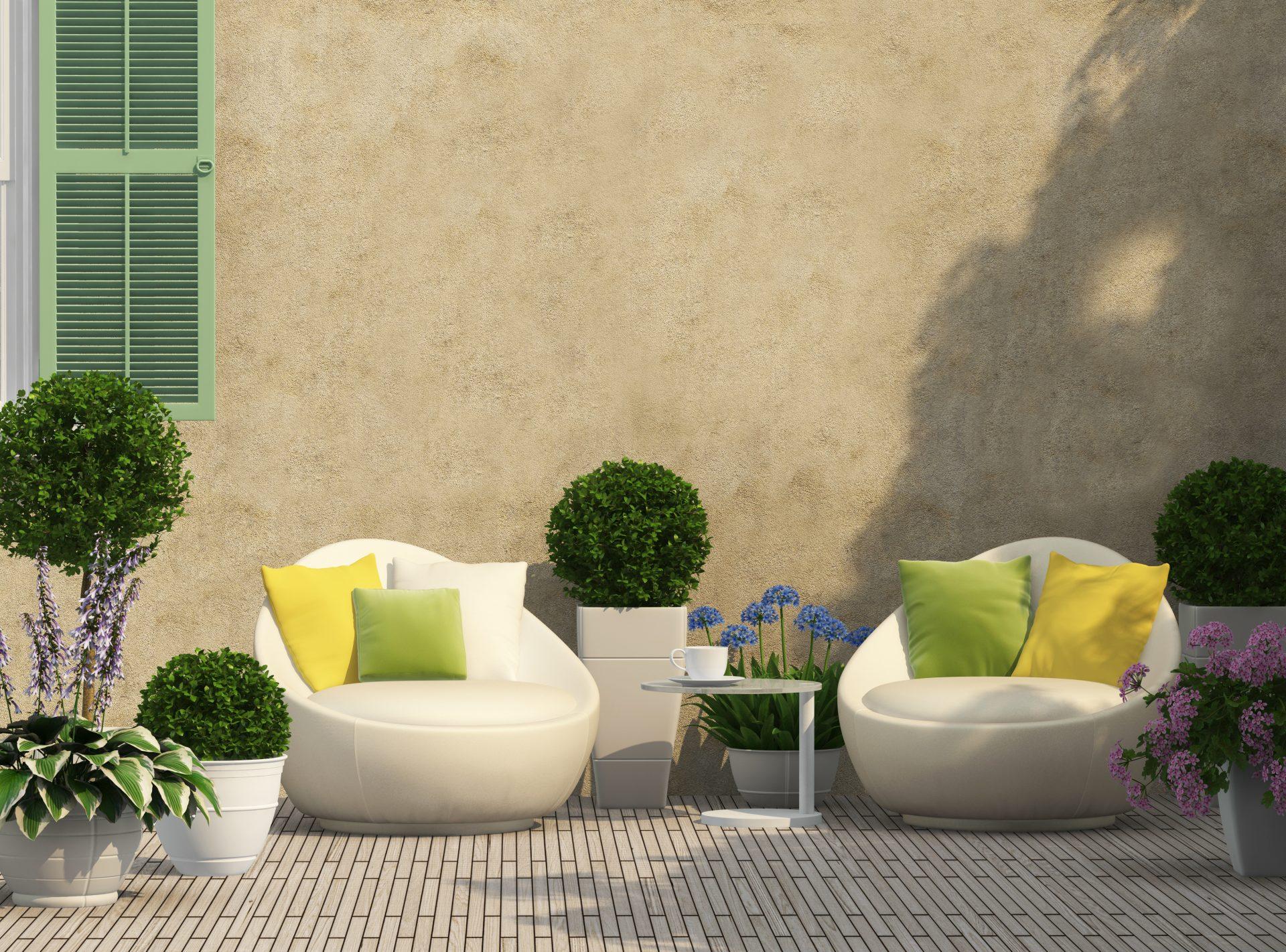 jardin esthétique