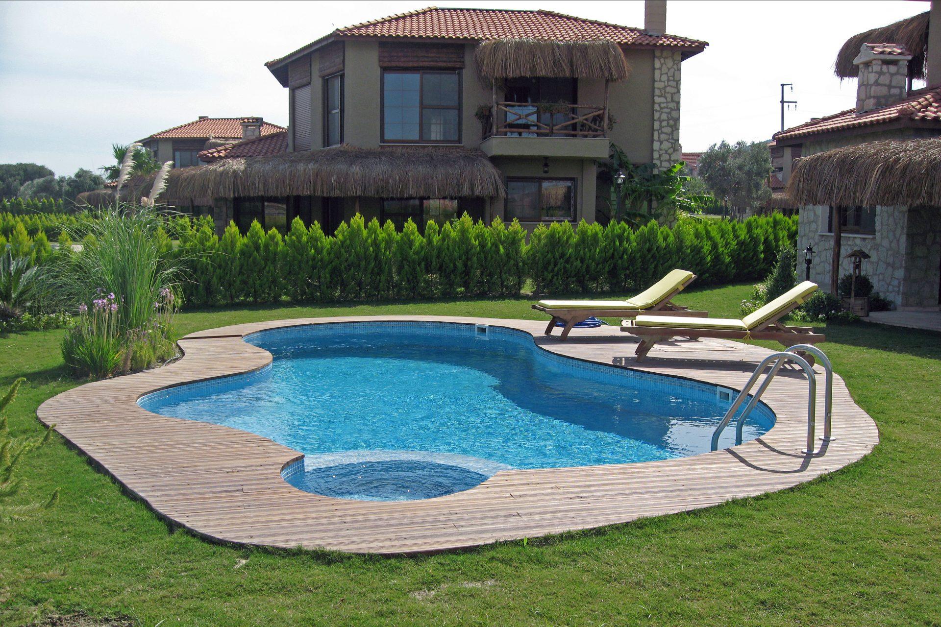 piscine aménagement
