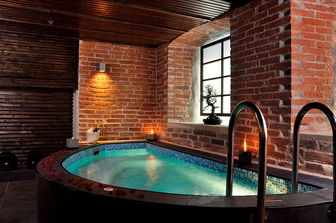 piscine ambiance zen