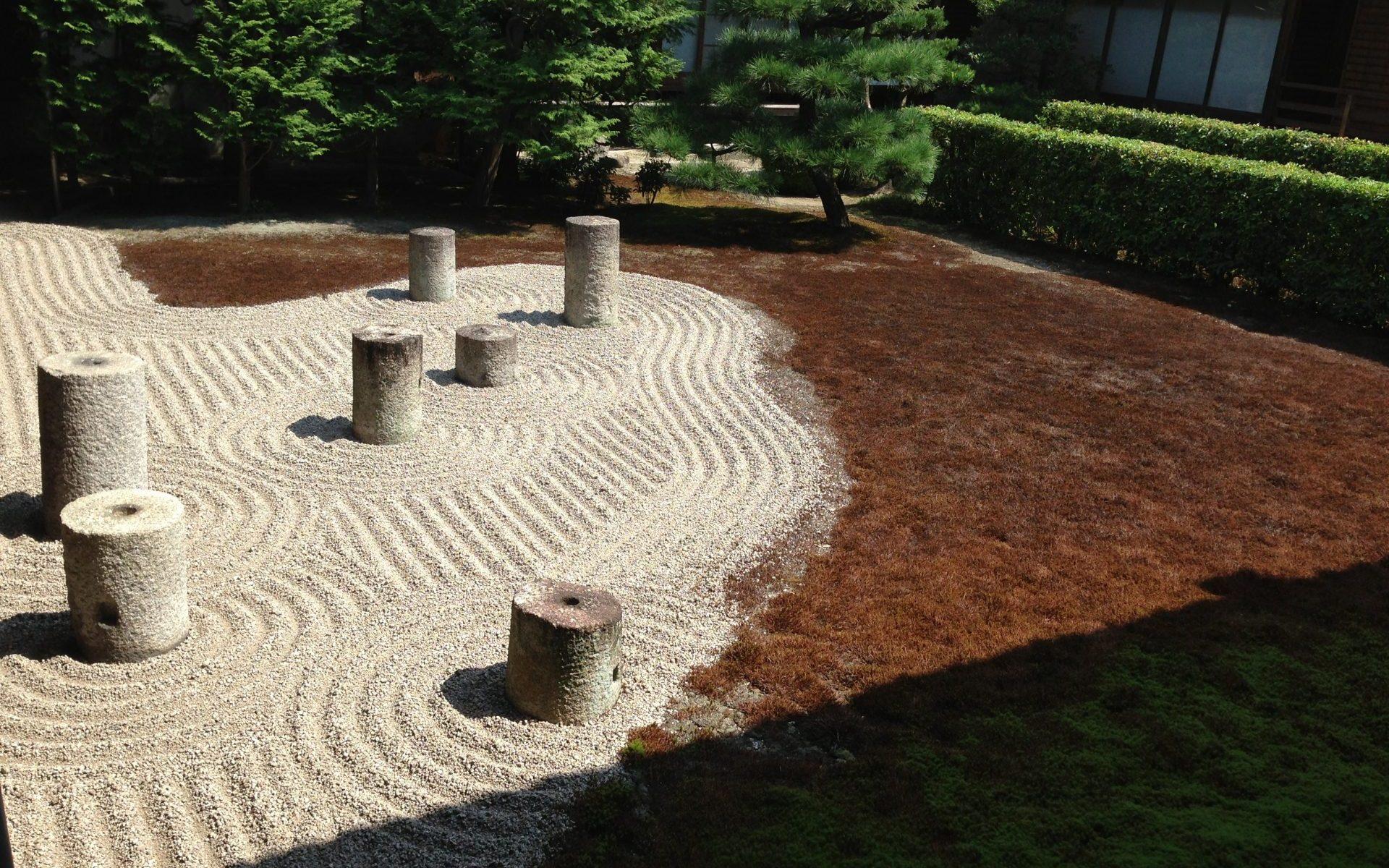 revetement sol jardin exterieur